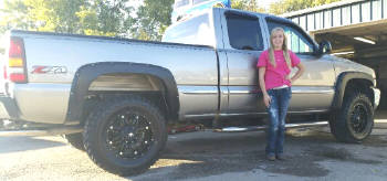 Midwest custom trucks cars customizing moberly mo 2002 gmc sierra 1500 freerunsca Gallery