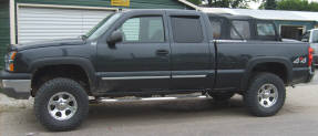 Used Subaru For Sale Moberly Mo >> Chevy With 6 Inch Lift On 33x12 50x20 | Autos Post